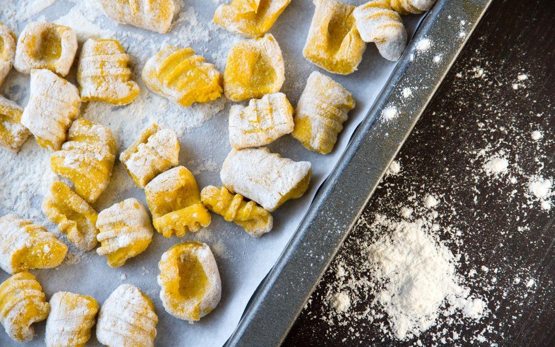 Gnocchi mit Salbei-Butter