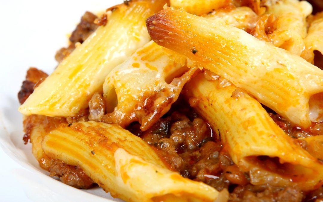 Macaroni – Afghanische Nudeln