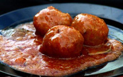 Kofta – Fleischbällchen