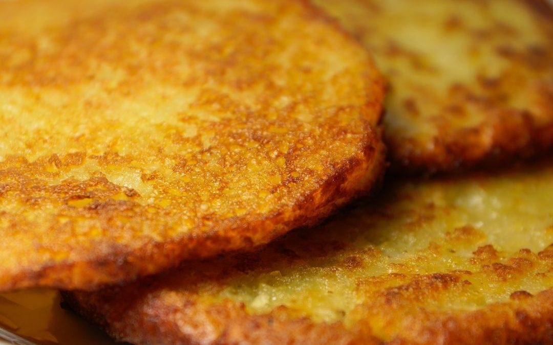Aloogak – Frittierte Kartoffeln im Teigmantel