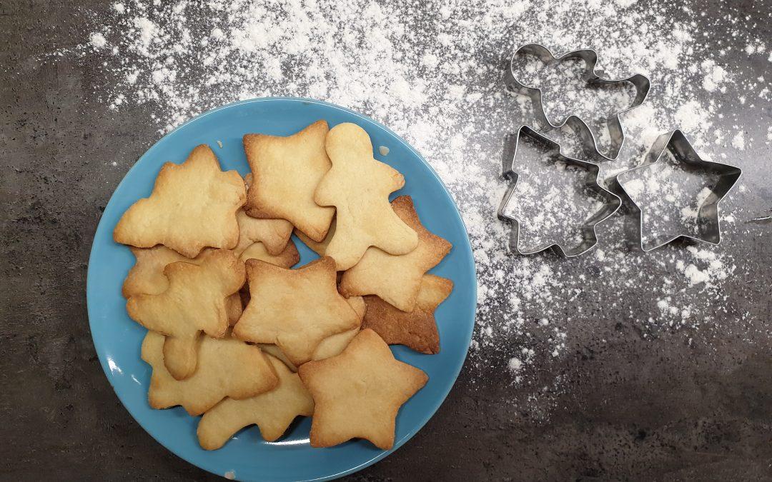 Butter-Weihnachtskekse