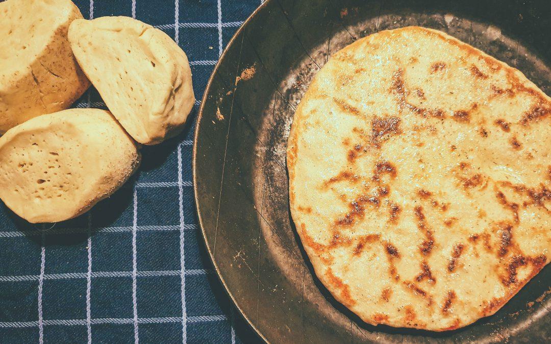Altes Brot ist nicht hart. Kein Brot, das ist hart!