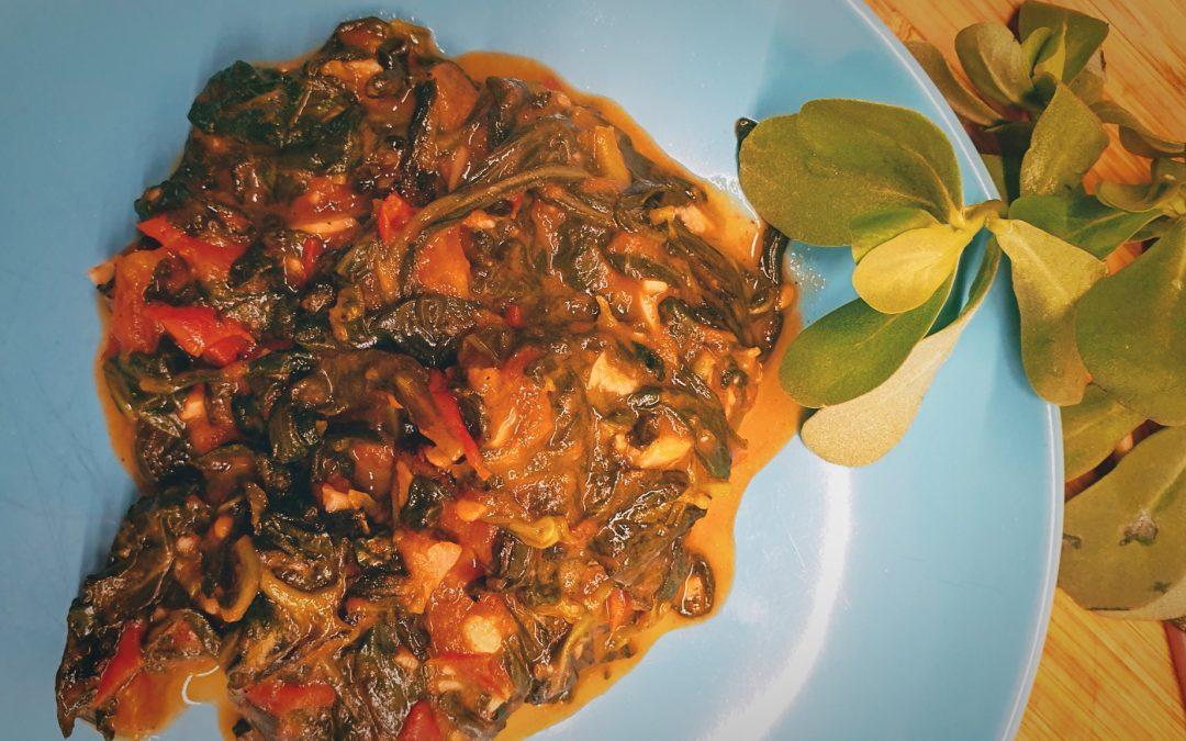Portulak: vergessenes Küchenkraut
